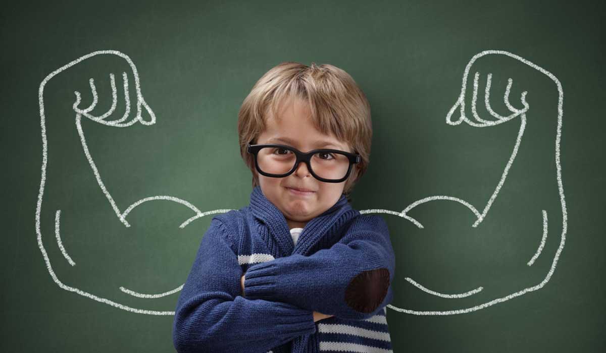 كيف تربي طفلك على الشجاعة
