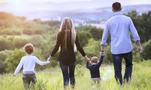 النمط المتوازن في تربية الاطفال