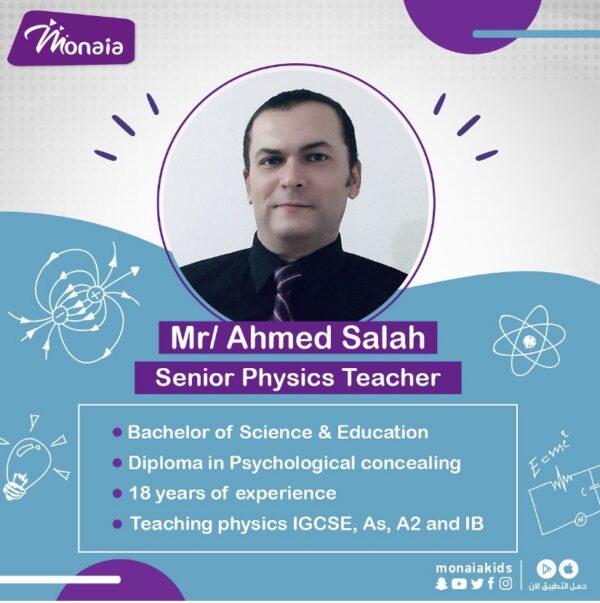 Ahmed Salah Physics IGCSE