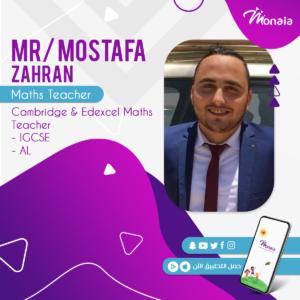 Math IGCSE Tutor – Mostafa Zahran
