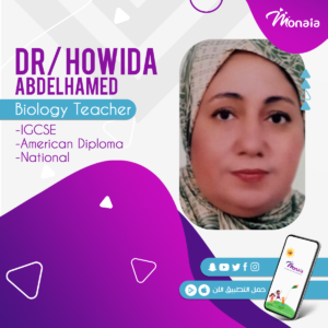 Biology IGCSE Tutor – Howida Abdelhamed