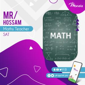 Math SAT Tutor – Hossam