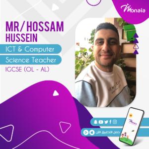 ICT & CS IGCSE Tutor – Hossam Hussein