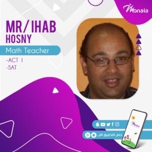 Math SAT Tutor – Ihab Hosny