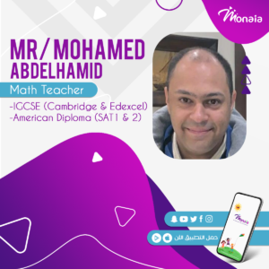 Math IGCSE Tutor – Mohamed Abdelhamid