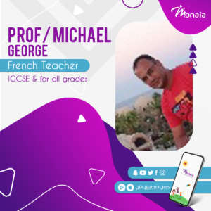 French IGCSE Tutor – Michael George