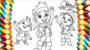 Neverland- تعليم رسم وتحسين خط للأطفال