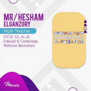Math IGCSE Tutor – Hesham Elganzory
