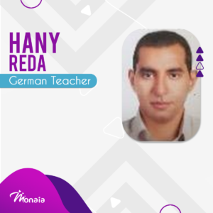 German Tutor – Hany Reda
