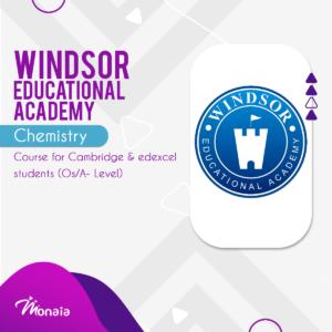 Chemistry IGCSE Tutor – Windsor Educational Academy