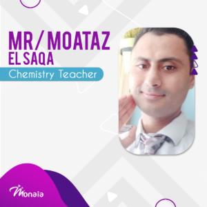 Chemistry Tutor – Moataz elsaka