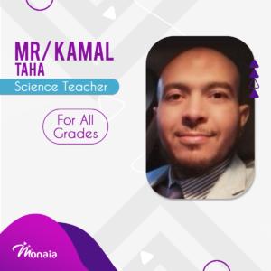 Science , chemistry  and physics Tutor – Kamal Taha