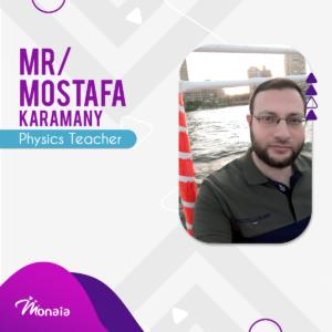 Physics SAT Tutor – Mostafa karamany