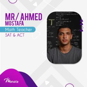Math SAT Tutor – Ahmed Mostafa