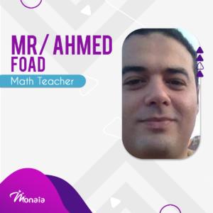 Math SAT & IGCSE Tutor – Ahmed Fouad
