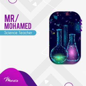 Science IGCSE Tutor – Mohammed