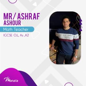 Math IGCSE Tutor – Ashraf Ashour
