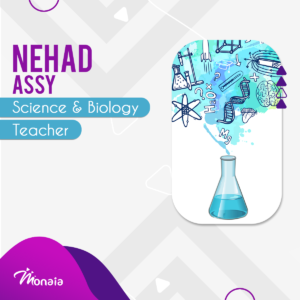 Science and Biology Tutor – Nehad Assy