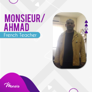French Tutor – Ahmed